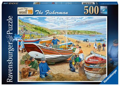 Ravensburger - The Fisherman 500 piece RB16414-1