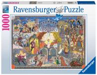 Ravensburger - Romeo & Juliet Puzzle 1000 piece RB16808-8