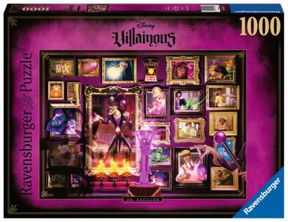 Ravensburger - Villainous Dr Facilier Puzzle 1000 piece RB16523-0