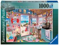 Ravensburger - My Haven No 7 The Beach Hut 1000 piece RB15000-7