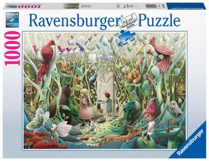 Ravensburger - The Secret Garden Puzzle 1000 piece RB16806-4