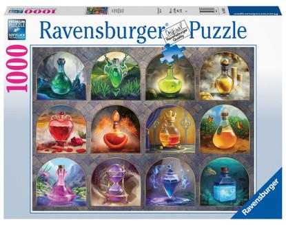 Ravensburger - Magical Potions Puzzle 1000 piece RB16816-3