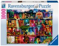 Ravensburger - Magical Fairy-tale Hour Puzzle 1000 piece RB19684-5
