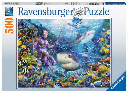Ravensburger - King of the Sea 500 piece RB15039-7