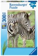 Ravensburger - Zebra Love Puzzle 300 piece RB12948-5