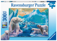 Ravensburger - Polar Bear Kingdom Puzzle 300 piece RB12947-8