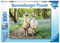 Ravensburger - Llama Love Puzzle 100 piece RB12941-6