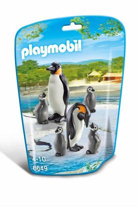 Playmobil – Penguin Family 6649 Zoo