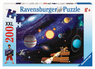 Ravensburger - The Solar System Puzzle 200 piece RB12796-2