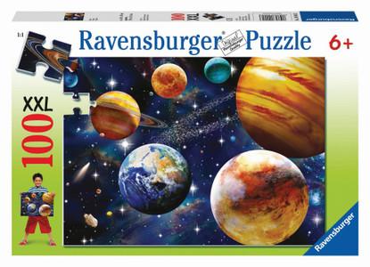 Ravensburger - Space Puzzle 100 piece RB10904-3