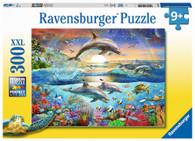 Ravensburger - Dolphin Paradise 300 piece RB12895-2