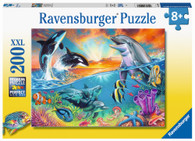 Ravensburger - Ocean Wildlife 200 piece RB12900-3