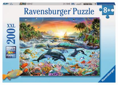 Ravensubrger - Orca Paradise Puzzle 200 piece RB12804-4