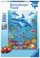 Ravensburger - Pod of Dolphins 100 piece RB12889-1