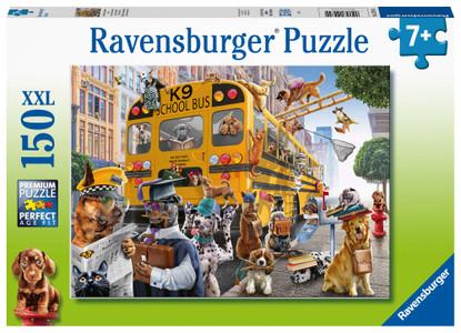 Ravensburger - Pet School Pals Puzzle 150 piece RB12974-4