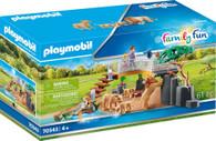 Playmobil - Outdoor Lion Enclosure PMB70343