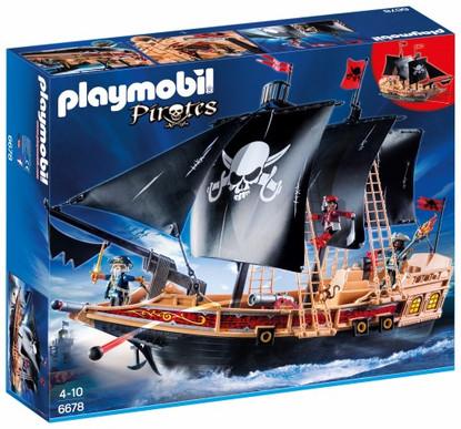 Playmobil – Pirates Combat Ship 6678 Pirate