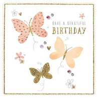Have a Beautiful Birthday Card - Morello Hotchpotch London