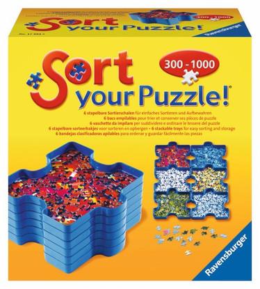 Ravensburger - Sort Your Puzzle 300-100 piece