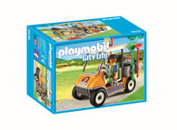 Playmobil – Zookeeper Cart 6633 Zoo Box