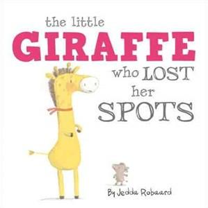 Little Giraffe Who Lost Her Spots