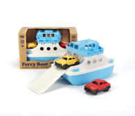 Green Toys – Ferry Boat W/ 2 Mini Cars