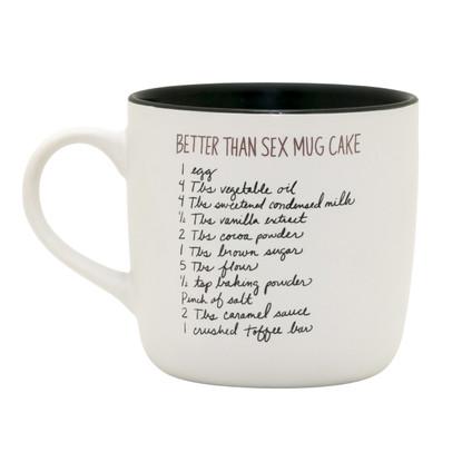 RECIPease Better Than Sex Cake Mug