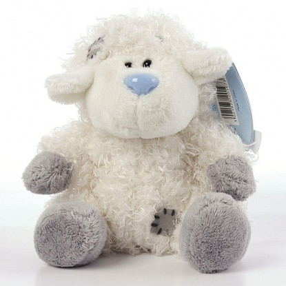 Cottonsocks the Sheep My Blue Nose Friend