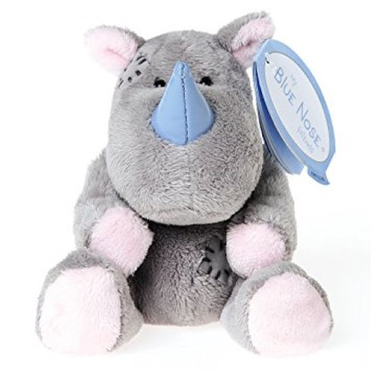 "My Blue Nose Friends 4 "" Ivory the Rhino No. 81"