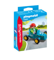 Playmobil – Boy With Go-Kart 5382 Special Plus