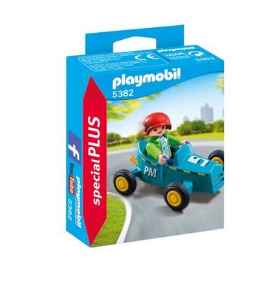 Playmobil – Boy With Go-Kart 5382 Special Plus