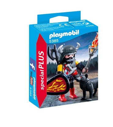 Playmobil – Wolf Warrior 5385 Special Plus