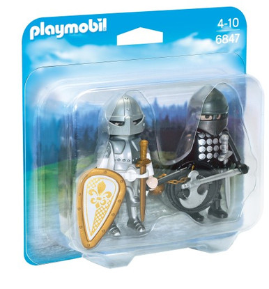Playmobil – Knights' Rivalry Duo Pack 6847