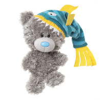 Dinky T Fish Hat Tatty Teddy