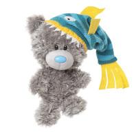 Dinky T Fish Hat Tatty Teddy