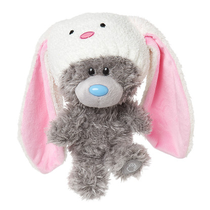 Dinky T Rabbit Hat Tatty Teddy