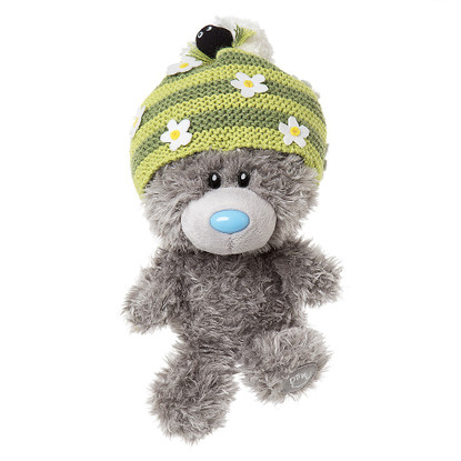 Dinky T Sheep Hat Tatty Teddy