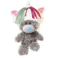 Dinky T Unicorn Hat Tatty Teddy