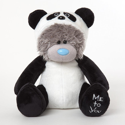 Dressed As a Panda