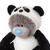 Dressed As a Panda Side