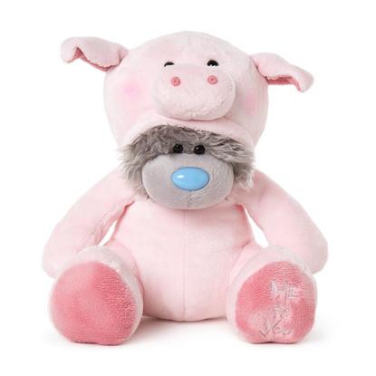 Dressed As a Pig -  Tatty Teddy