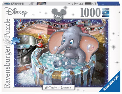 Disney Memories Dumbo 1941 Puzzle 1000pc Ravensburger Box