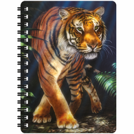 3D LiveLife Jotter - Out of the Jungle