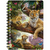 3D LiveLife Jotter - Tree Top Leopards
