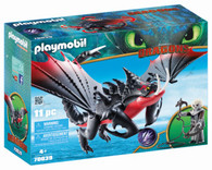 Playmobil - How to Train Your Dragon 3 - Deathgripper with Grimmel 70039