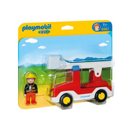 PMB6967 Ladder Unit Fire Truck Blister Pack
