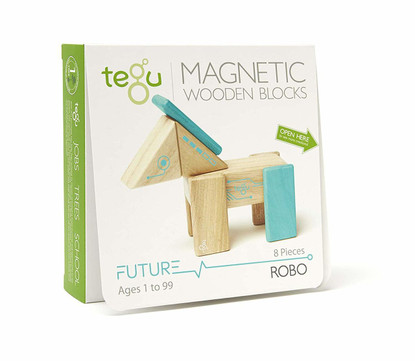 Tegu magnetic Future robo box