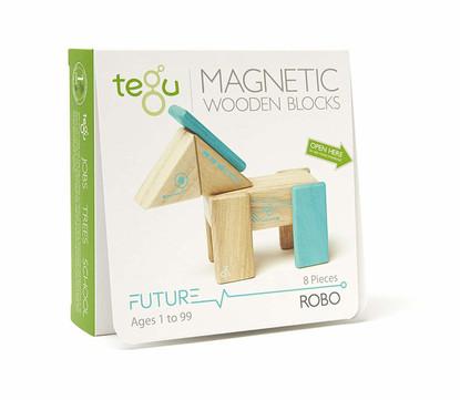 Tegu magnetic Future robo box