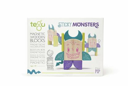 Tegu Sticky monsters Pip box