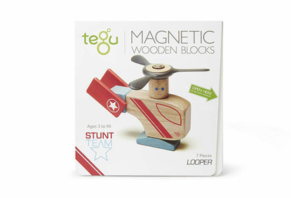 Tegu Magnetic Stunt Team Looper box